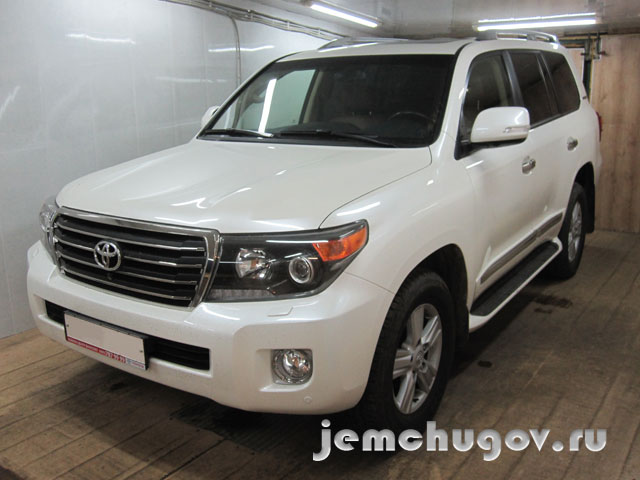 Toyota Land Cruiser 202 2014