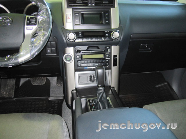 Toyota Land Cruiser Prado (150) 2010 г.в.